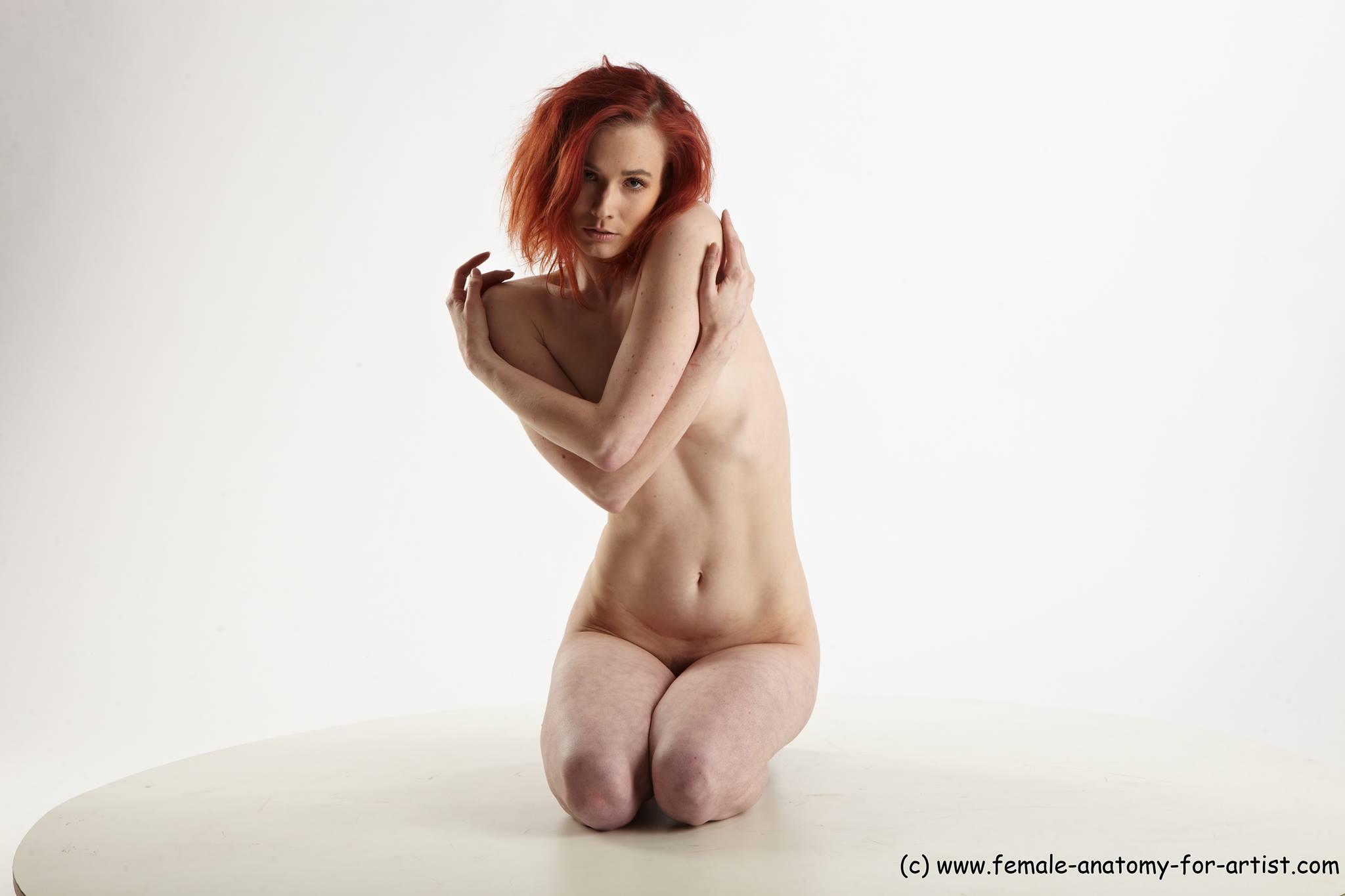 Naked Girl Comic